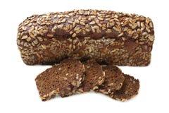 黑面包种子 图库摄影