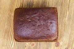 黑面包 免版税库存照片