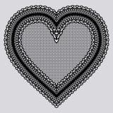 甜情人節背景 螺旋的無縫的手工制造樣式與鳥和心臟的圖片