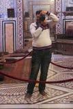 默罕默德阿里宫殿的人 库存图片