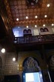 默罕默德阿里-开罗里面宫殿  库存图片