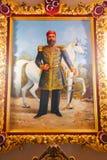 默罕默德阿里-开罗里面宫殿  图库摄影