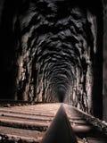 默阿布培训隧道 库存图片