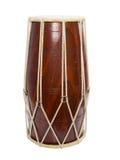 鼓印第安传统 库存照片