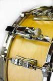 鼓用力拖胶合板圈套 库存照片