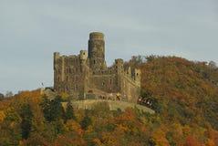 鼠标城堡 免版税库存图片