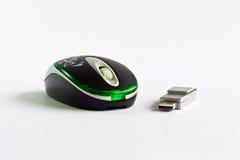 鼠标无线 免版税库存图片