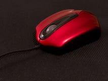 鼠标红色 图库摄影