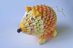 鼠标纸张 免版税库存照片