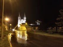 齐尔茨教会  免版税库存图片