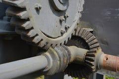 齿轮传输 免版税库存图片