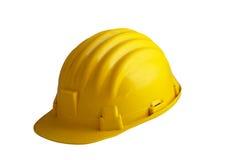 齿轮安全性黄色 免版税图库摄影