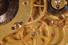 齿轮手表 图库摄影
