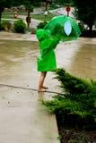 齿轮雨 图库摄影