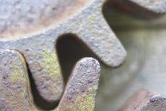 齿轮 免版税库存照片