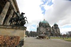 年龄柏林博物馆 免版税库存照片