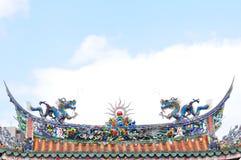 龙二 免版税库存照片