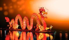 龙农历新年 库存照片