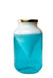龙卷风瓶子 免版税库存照片