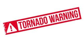龙卷风警告的不加考虑表赞同的人 库存照片