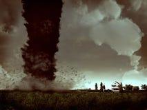龙卷风 免版税库存图片