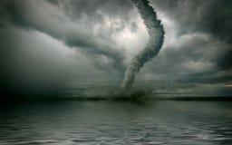龙卷风 库存图片