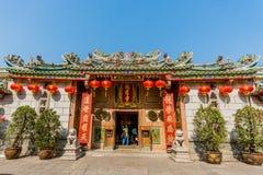 龙寺庙 库存照片