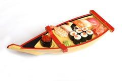 龙寿司 库存图片