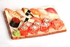 龙寿司 免版税图库摄影
