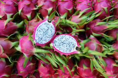 龙果子,农产品,越南 库存照片