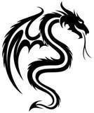 龙标志 免版税库存图片