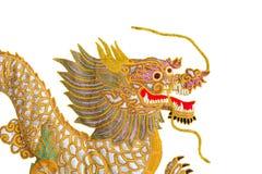 龙由细丝各种各样的颜色做成毛线和小珠  库存图片