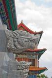 龙石寺庙 库存照片