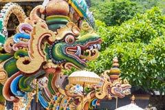 龙巴厘岛 库存图片