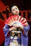 2013年,伦敦日本Matsuri 免版税图库摄影