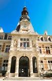 巴黎,法国的第12 arrondissment的市政厅 图库摄影