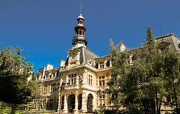 巴黎,法国的第12 arrondissment的市政厅 免版税库存图片