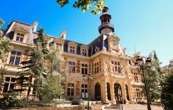 巴黎,法国的第12 arrondissment的市政厅 库存图片