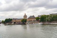 巴黎,法国, 2005年5月16日 艺术桥梁, 库存图片
