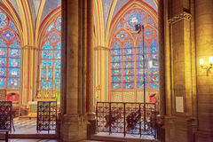巴黎,法国- 2016年7月04日:内部一个最旧的加州 库存照片