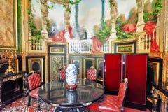巴黎,法国- 2016年7月03日:拿破仑三世的公寓 卢霍 免版税库存图片