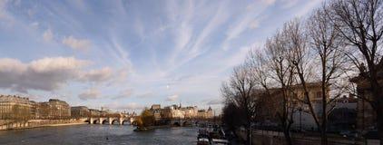 巴黎,法国- 2015年1月24日 库存照片