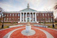06 04 2011年,美国,哈佛大学,彭博 免版税图库摄影
