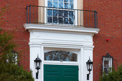 06 04 2011年,美国,哈佛大学,摩根 库存图片