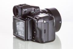 28 05 2017年,萨格勒布,克罗地亚:Fujifilm GFX 50S, 51 megapixels, 免版税图库摄影