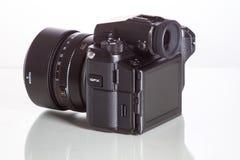 28 05 2017年,萨格勒布,克罗地亚:Fujifilm GFX 50S, 51 megapixels, 免版税库存图片