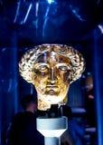 水,巴恩,英国的女神 免版税库存图片