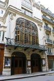 巴黎:剧院de l'Athenee 库存照片