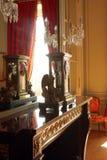 巴黎:华园大饭店的烟囱随员 免版税库存图片