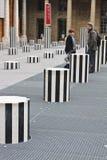 巴黎:皇家宫殿 免版税图库摄影